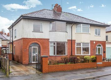 Thumbnail 3 bed semi-detached house for sale in Broadgate, Preston