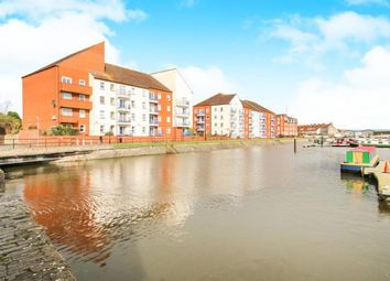 Thumbnail 2 bed flat for sale in Waverley Wharf, Bridgwater, Somerset