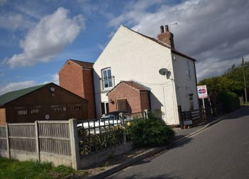 Thumbnail 3 bed cottage for sale in High Street, Luddington, Scunthorpe