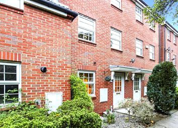 Thumbnail 4 bed terraced house for sale in Chadwicke Close, Stapeley, Nantwich