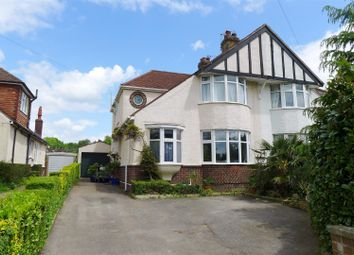 Thumbnail 4 bed semi-detached house for sale in Tonbridge Road, Hildenborough, Tonbridge