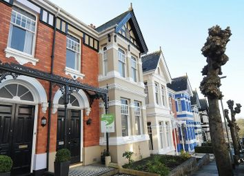 Thumbnail 3 bed town house to rent in Burleigh Park Road, Plymouth