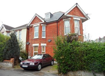 Thumbnail 4 bedroom flat to rent in Kings Road, Winton, Bournemouth
