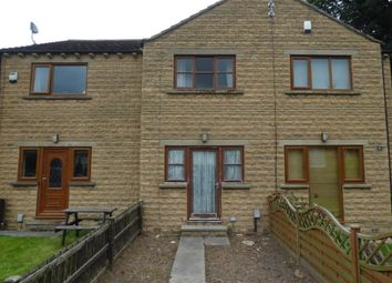 Thumbnail 2 bedroom town house for sale in Glendene Mews, Huddersfield