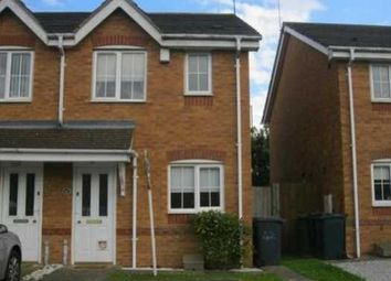 Thumbnail 2 bedroom end terrace house for sale in Woods Piece, Keresley End, Coventry