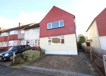 Thumbnail 3 bed semi-detached house for sale in Lindsay Road, Worcester Park