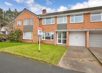 Thumbnail 4 bedroom semi-detached house to rent in Lyndhurst Road, St. Leonards, Exeter
