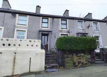 Thumbnail 3 bed terraced house for sale in Cefnfaes Street, Carneddi, Bethesda, Bangor, Gwynedd