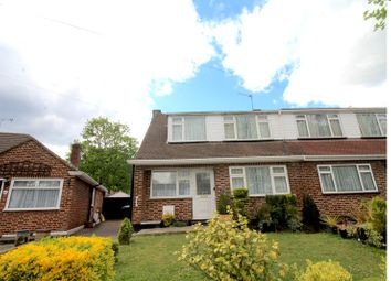 Thumbnail 3 bed end terrace house for sale in Monks Road, Enfield