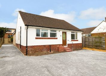 Thumbnail 4 bed detached bungalow for sale in Yew Tree Close, Hedge End, Southampton
