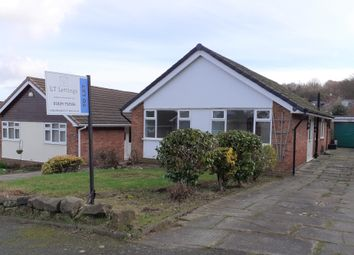 Thumbnail 2 bed bungalow to rent in Cambridge Gardens, Helsby