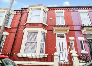 4 bed terraced house for sale in Hampstead Road, Liverpool L6