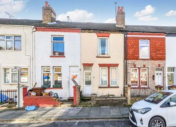 Thumbnail 3 bed terraced house to rent in Devonshire Road, Gillingham