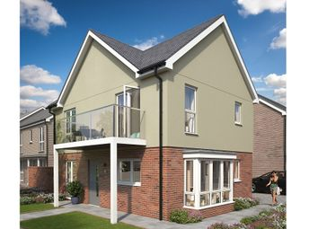 Thumbnail 3 bed detached house for sale in The Monarch, Knights Wood, Knights Way, Tunbridge Wells, Kent