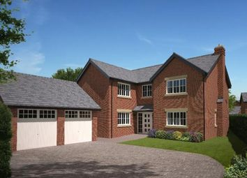 Thumbnail 5 bed detached house for sale in Cuddington Grange, Cuddington, Malpas