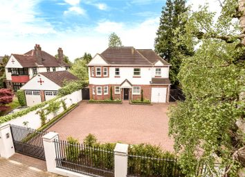 Thumbnail 4 bedroom property for sale in The Ridgeway, Stanmore, Middlesex