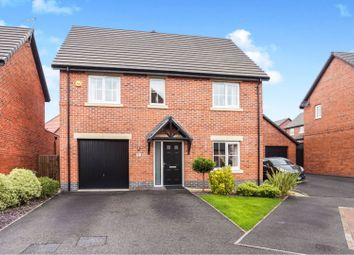 4 bed detached house for sale in Parkwood Close, Alfreton DE55
