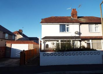 Thumbnail 2 bed semi-detached house for sale in Penrhos Avenue, Llandudno Junction, Conwy
