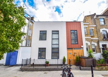 Thumbnail 3 bed end terrace house for sale in Newington Green Road, London