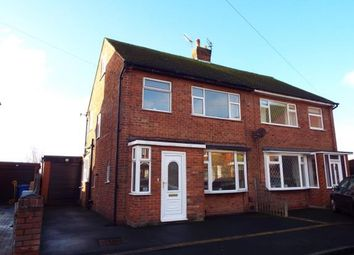 Thumbnail 3 bed semi-detached house for sale in Raybourne Avenue, Poulton-Le-Fylde, Lancashire