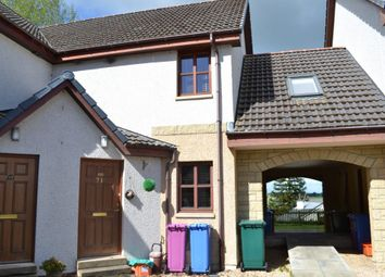 Thumbnail 3 bed flat for sale in 71 Balnageith Rise, Forres, Moray