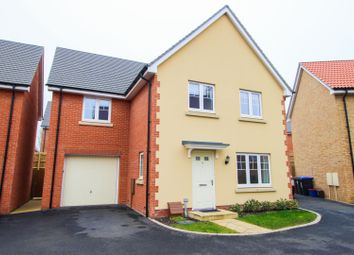 Thumbnail 4 bed detached house for sale in Cartmel Road, Monksmoor, Daventry
