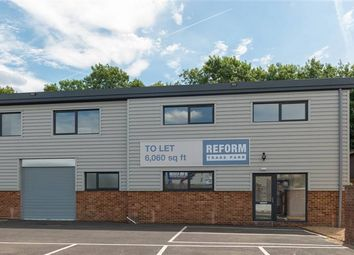 Thumbnail Warehouse to let in Unit 1 Reform Road, Maidenhead