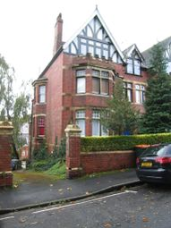 Thumbnail 1 bed flat to rent in Oakfield Road, Newport