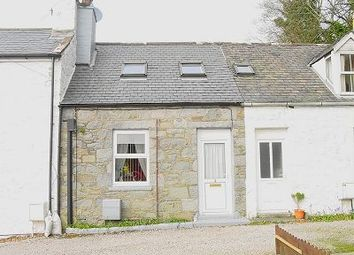 Thumbnail 1 bed end terrace house for sale in 2 Reid Terrace, Minnigaff, Newton Stewart