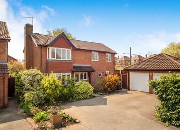 Thumbnail 4 bed detached house for sale in Mulberry Close, West Bridgford, Nottingham
