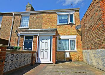 Thumbnail 2 bedroom end terrace house for sale in Archers Road, Great Yarmouth