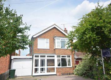 Thumbnail 3 bed detached house for sale in Grange Avenue, Ruddington, Nottingham