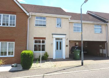 Thumbnail 3 bed end terrace house for sale in Cawdor Close, Attleborough
