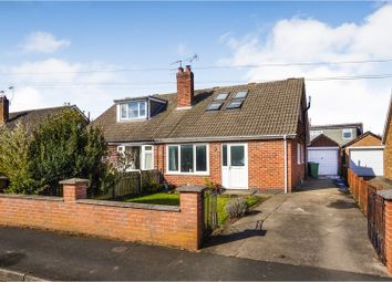 Thumbnail 4 bedroom semi-detached house for sale in Cherry Wood Crescent, York