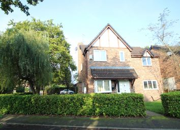 Thumbnail 4 bed detached house for sale in Kinross Avenue, Woodsmoor, Stockport