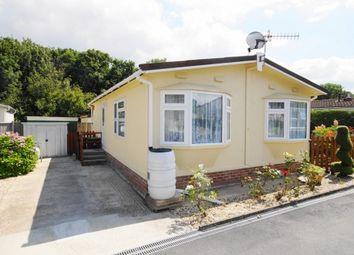 Thumbnail 2 bed mobile/park home for sale in Ashley Wood Park, Tarrant Keyneston, Blandford Forum