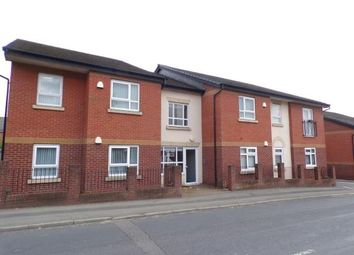 Thumbnail 2 bed flat for sale in Vista Road, Newton-Le-Willows, Merseyside