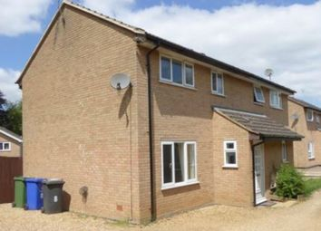 Thumbnail 3 bed terraced bungalow to rent in 8 Clarkes Way, Brackley