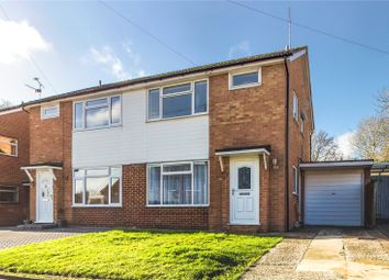 Thumbnail 3 bed semi-detached house for sale in Greenend Close, Spencers Wood, Reading, Berkshire
