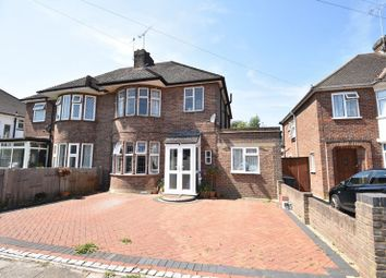 3 bed semi-detached house for sale in Manton Drive, Luton LU2