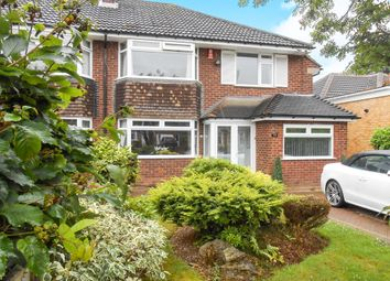Thumbnail 3 bed semi-detached house for sale in Ashfurlong Crescent, Sutton Coldfield