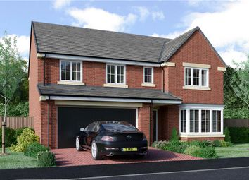 "Thumbnail 5 bed detached house for sale in ""The Buttermere Alternative"" at Drove Road, Throckley, Newcastle Upon Tyne"