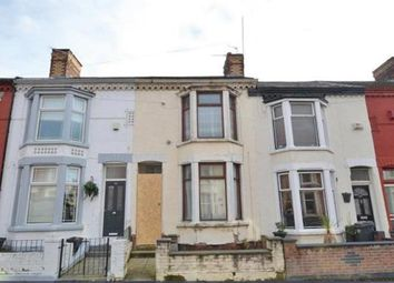 Thumbnail 3 bed terraced house for sale in Benedict Street, Bootle