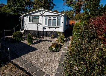 Thumbnail 2 bedroom mobile/park home for sale in 1 Oak Way, Caerwnon Park, Builth Wells
