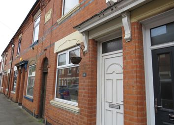 Thumbnail 2 bed terraced house for sale in Marshall Street, Woodgate, Leicester