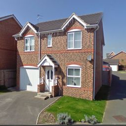 Thumbnail 4 bed detached house to rent in Applethwaite Gardens, Skelton