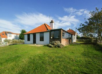 Thumbnail 3 bedroom detached bungalow for sale in Aldeburgh Road, Thorpeness, Leiston