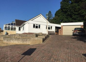 Thumbnail 4 bed detached bungalow for sale in Honeyhill, Royal Wootton Bassett, Swindon