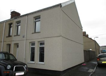 Thumbnail 3 bed end terrace house for sale in Pendarvis Terrace, Port Talbot, Neath Port Talbot.