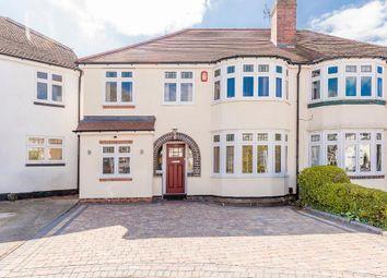 Thumbnail 4 bed semi-detached house to rent in Stapylton Avenue, Harborne, Birmingham